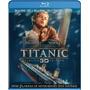 Blu-ray 3d Titanic 3d [u.s] Novo Lacrado
