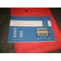 Manual Do Proprietario Caminhões Mercedes