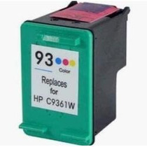 Cartucho Hp 93 C/ 18ml Tinta C 9361 Psc 1510 C3180 5440 Hp93