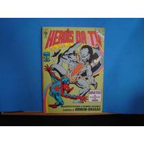 Formatinho Gibi Dc Raridade Marvel Comics Herois Da Tv 84
