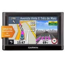 Gps Garmin Nuvi 52lm City Navigator Brasil C/ Atualização