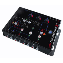 Crossover Digital Eletrônico Jfa X3 De 3 Vias Corte 24db/8ª