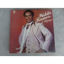 Waldir Ramos - O Mito Negro (1979) Musica Brega Lp Vinil