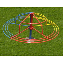 Brinquedo Giragira Parquinho Playground Carrossel P/ 05 Lug