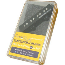 Captador Seymour Duncan Jazz Bass Hot Stack Stk-j2n Braço