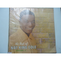Disco Vinil Lp The Best Of Nat King Cole Vol.2 Lindoooooooo