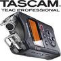 Gravador Digital Tascam Dr-40 Portátil De Áudio E Voz + 2gb