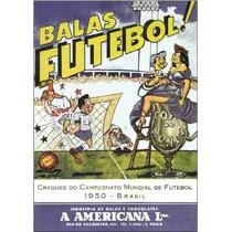 Álbum Copa Do Mundo 1950 - Reimpressão -banca