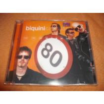 Cd - Biquini Cavadao 80 Album De 2001