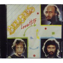 Cd.bee Gees Love Hits(frete Grátis)