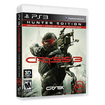 Crysis 3 Playstation 3 - Jogo Semi Novo
