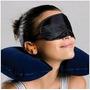 Kit Descanso Mascara De Dormir - Almofada E Tapa Ouvido