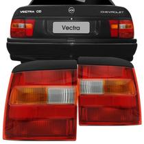 Lanterna Traseira Vectra 93 94 95 96 Antigo Fumê E Tricolor
