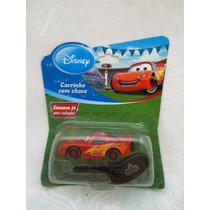 Carro Com Chave Disney Pixar Filme Coleção Lacrado