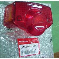 Lente Lanterna Cg125 Cb500f Cb750 K0 Original Stanley Peça