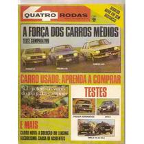 Revista Quatro Rodas - Carro Usado: Aprenda A Comprar