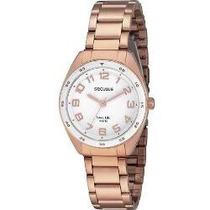 Relógio Seculus Feminino Long Life Quartz 28205lpsbra2 - Sec