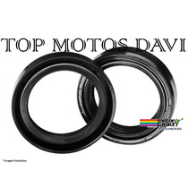 Retentor Suspensão Moto Xlx Cbr 450 Nx Xtz Dt 35x48 X11