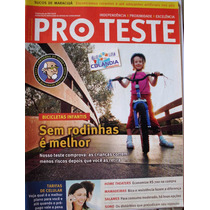 Revista Pro Teste 85- Bicicletas- Home Theaters- Cdlandia