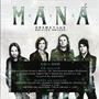Maná Drama Y Luz (deluxe) (import) Cd/dvd Lacrado
