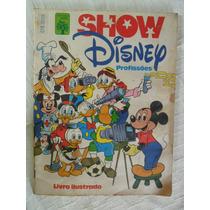 Show Disney Profissões! 1978! Incompleto!