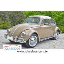 Volkswagen Fusca 1300 1969 Original De Fabrica - Iclássicos