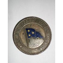 3489 - Grande Medalha Comemorativa 53º Aniversário Do Icrj