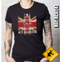 Camiseta De Banda - Asking Alexandria - Keep Calm