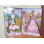 Barbie Rapunzel - Coleção Filme Com Carruagem C Lila