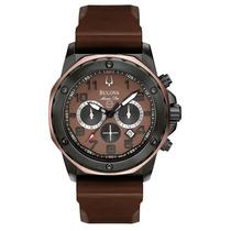 Relógio Luxo Bulova Marinestar 98b128 Chonograph & Analógico