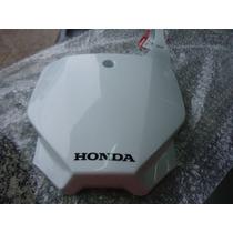Number Plate Frontal Crf230 Original Honda -somos Loja