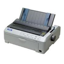 Impressora Fx890 560cps Imprime 5 Vias Sem As Tampas