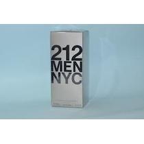 Perfume 212 Men Nyc 100 Ml Original