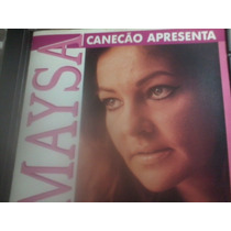 Cd Maysa Canecão Apresenta Semi-novo Movie Play