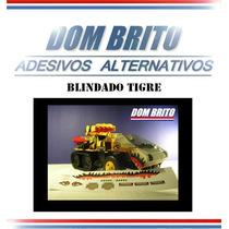 Adesivos Para Blindado Tigre