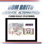 Adesivos Para Carro Rally Playmobil Troll Antigo
