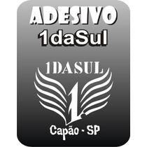 Adesivo 1dasul, Personalizado Rap Hip Hop