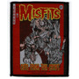 Patch Tecido - Misfits - Cuts From The Crypt - Importado