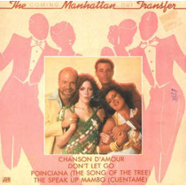 Manhattan Transfer Compacto De Vinil Chanson D´amour 1977