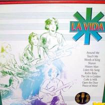 La Vida (méxico Psych) 1972 St Lp Reediç Limitada 500 Cópias