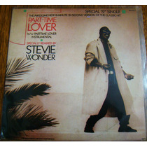 Stevie Wonder Single Part Time Lover Raro Vejam Fotos