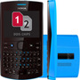 Nokia Asha 205 Dual Chip Mp3 Player Rádio Fm Bluetooth Desbl