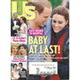 Revista Us: Principe William / Harry Styles / Allison Willia