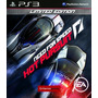 Need For Speed Hot Pursuit Jogo Corrida Playstation 3