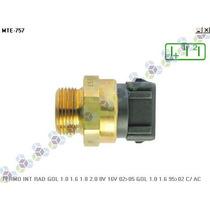Interruptor Radiador Santana Logus Pinter C/ Ar Condicionado