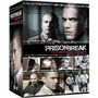 Box: Dvd Prison Break - 1ª E 2ª Temp. Completas- 12 Dvds