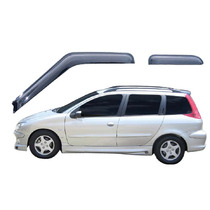Defletor Calha Chuva Tg Poli Peugeot 206 207 Escapade 4p