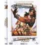 Dvd Guerreiros De Fogo (arnold Schwarzenegger) Super Raro!