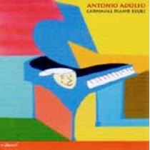 **antonio Adolfo **carnaval Piano Blues (cd)