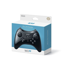Controle Wii U Pro Controller Original - Preto - Pronta Entg